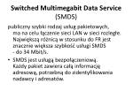 switched multimegabit data service smds