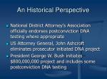 an historical perspective2