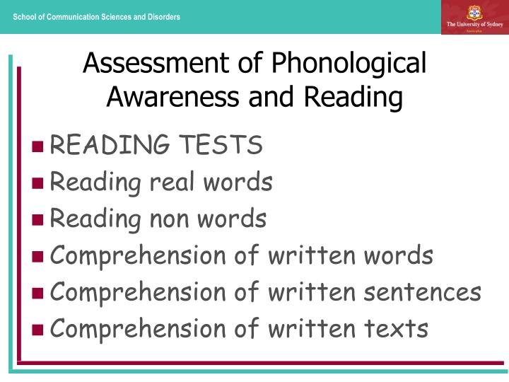 awareness and reading measuring esl students' awareness of reading strategies by kouider mokhtari and ravi sheorey the existing instruments do not take into account some of the.
