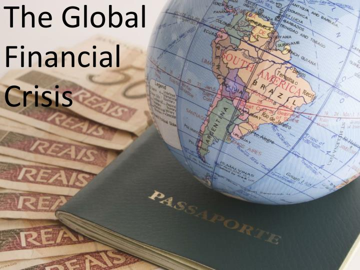 the global financial crisis can islamic