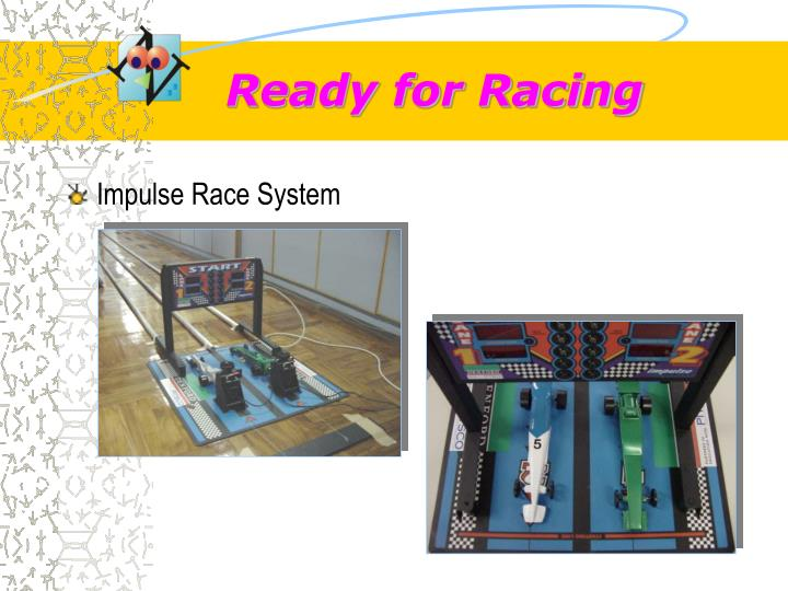 Ready for Racing