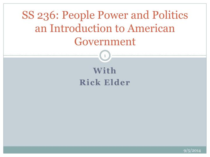 an introduction to the american governmental system in the absence of political parties But political parties are instrumental in moving that governmental system, which derives nationally from the emergence of the federalist and anti-federalist authentic constitutionalism and authentic democracy require that there be an adversary system of political parties that operate freely in the.