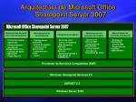 arquitectura de microsoft office sharepoint server 3007