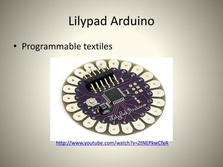 Lilypad Arduino