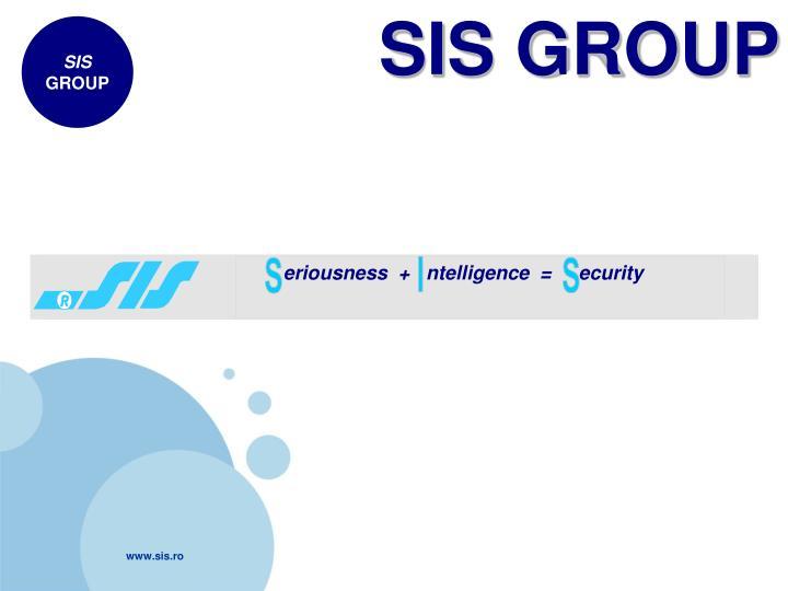SIS GROUP