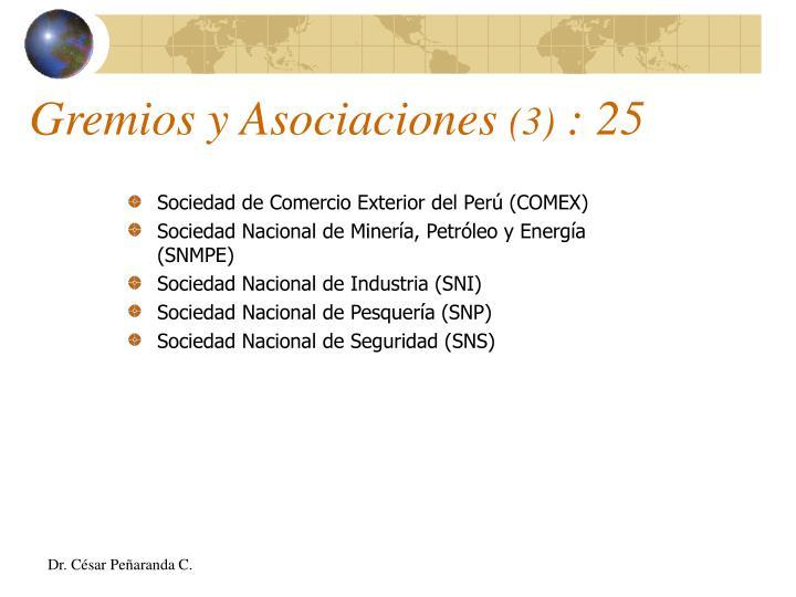 Sociedad de Comercio Exterior del Perú (COMEX)