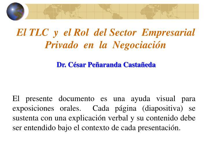 El presente documento es una ayuda visual para exposiciones orales.  Cada página (diapositiva) se s...