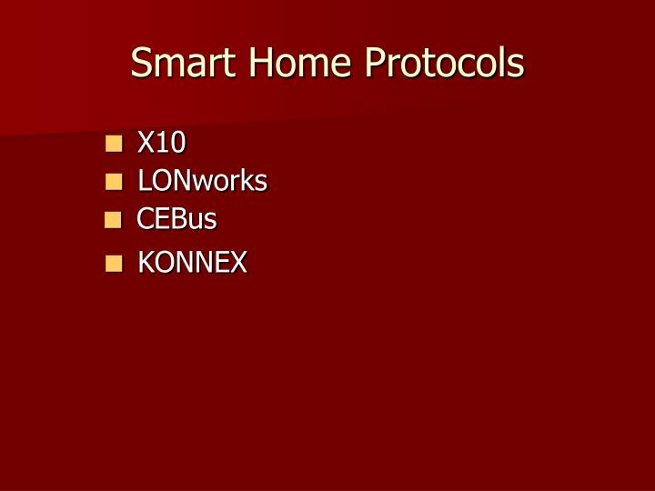 Ppt Smart Homes Powerpoint Presentation Id 3978305