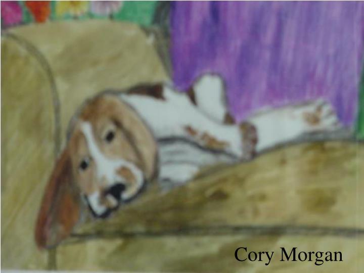 Cory Morgan