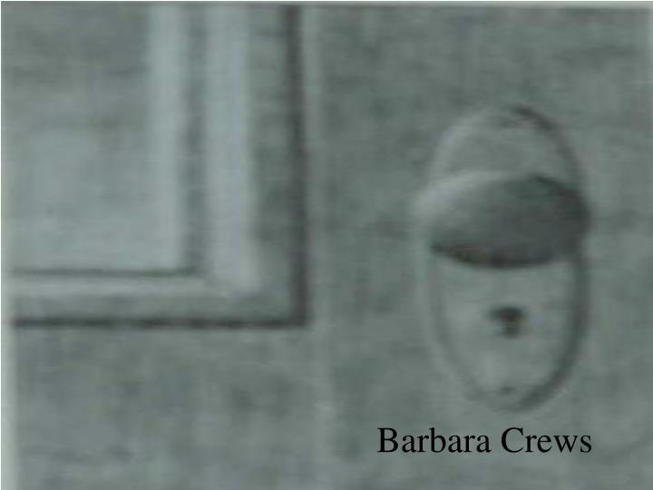 Barbara Crews
