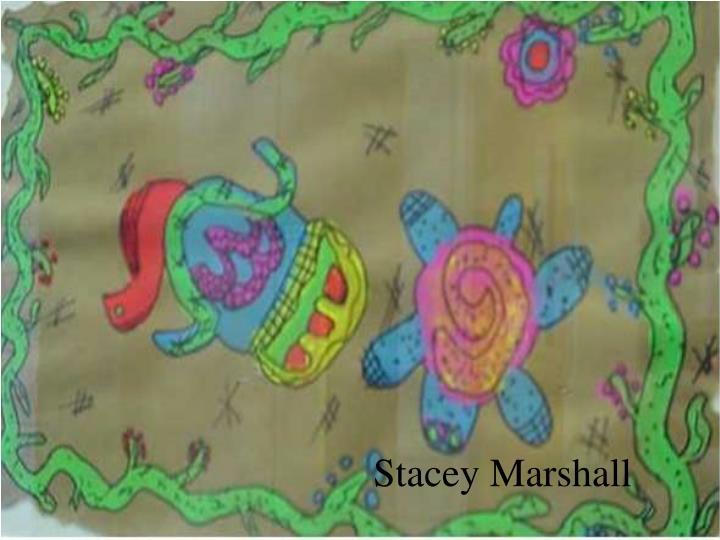 Stacey Marshall