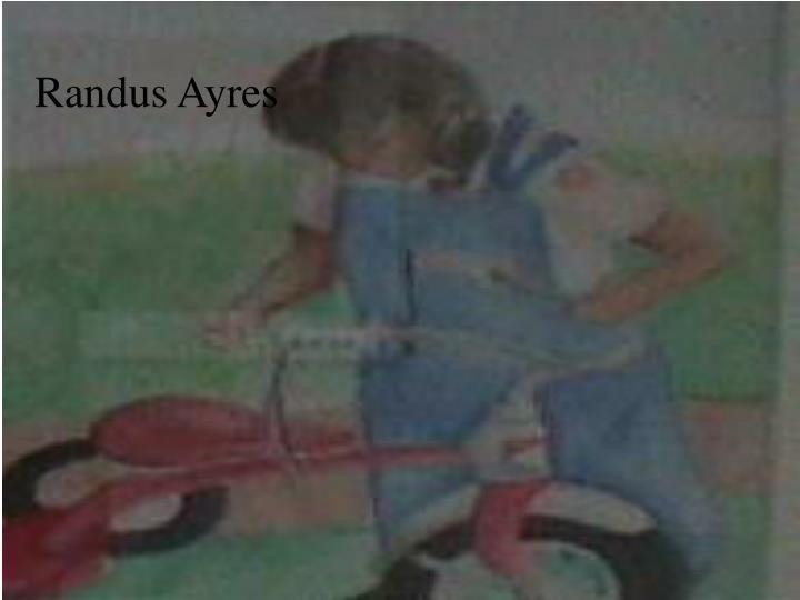 Randus Ayres