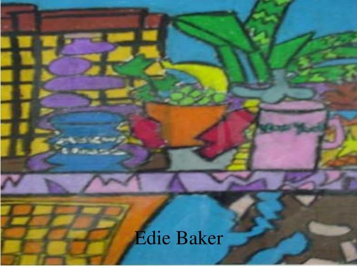 Edie Baker