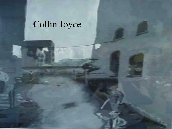 Collin Joyce