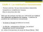 cours 4 les mobilisations transnationales8