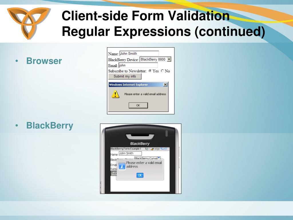 Validating email on blackberry windows 8.1 defender not updating