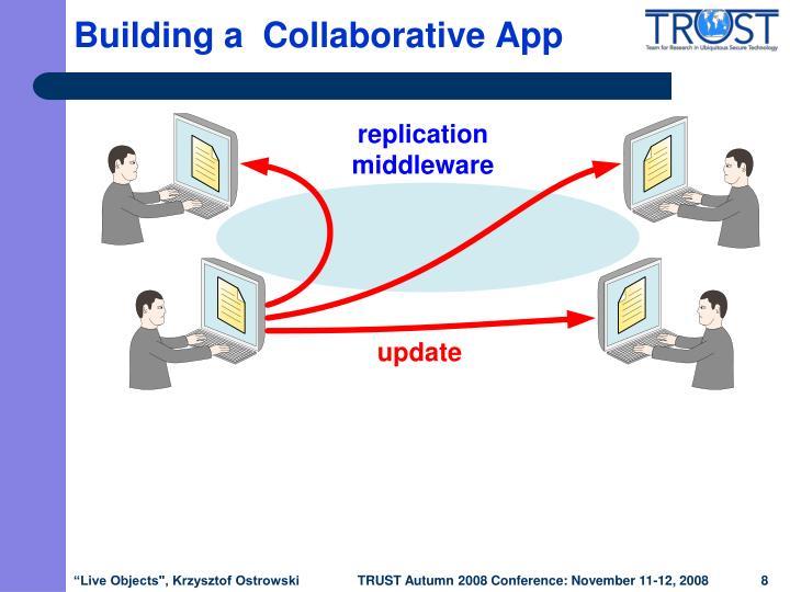 Building a  Collaborative App