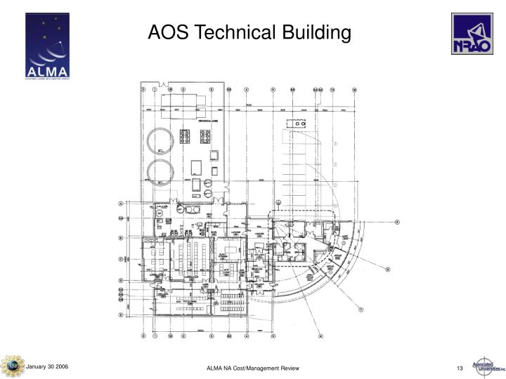 AOS Technical Building