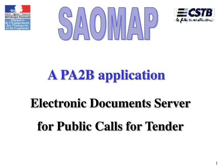 A PA2B application
