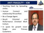 anti fragility iob