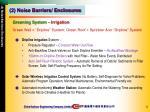 greening system irrigation