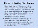 factors affecting distribution3