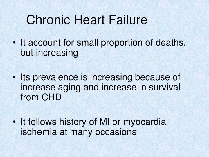 Chronic Heart Failure