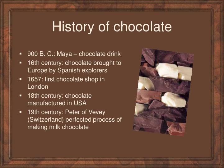 chemistry of chocolate Chocolate is the nation's favourite treat, but how much of its reputation holds true is it an aphrodisiac is it harmful to dogs read on to find out.