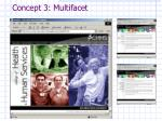 concept 3 multifacet
