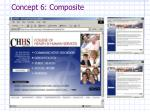 concept 6 composite