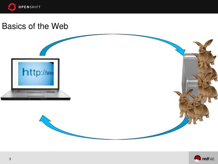 Basics of the web