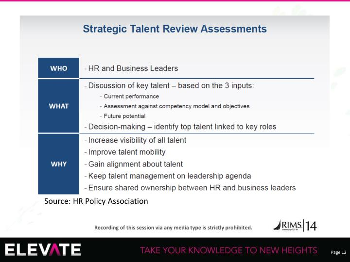 Source: HR Policy Association