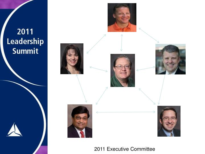 2011 Executive Committee