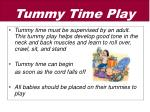 tummy time play