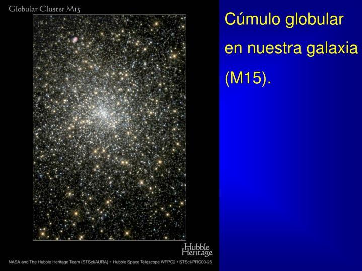 Cúmulo globular