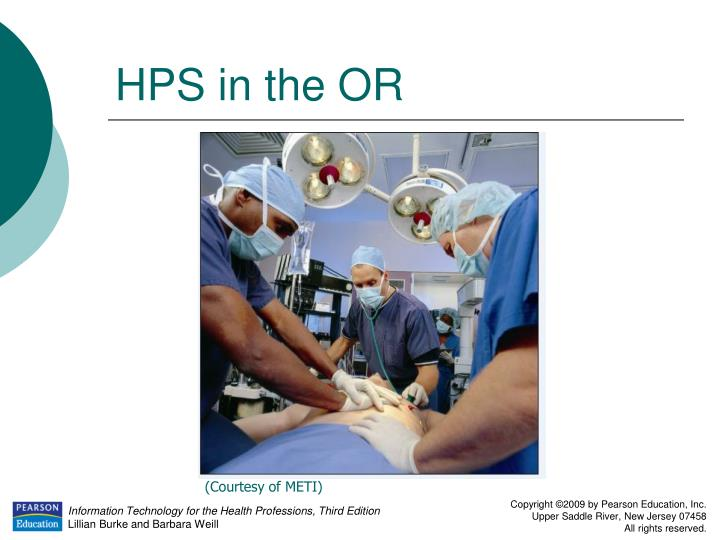 HPS in the OR