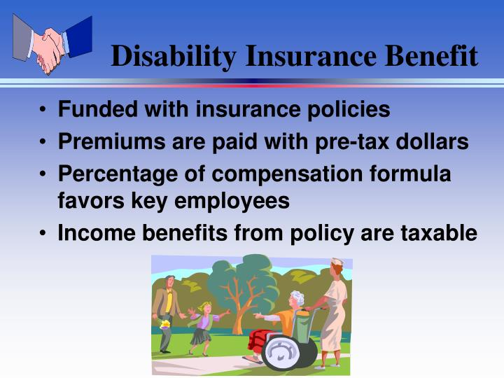 Disability Insurance Benefit