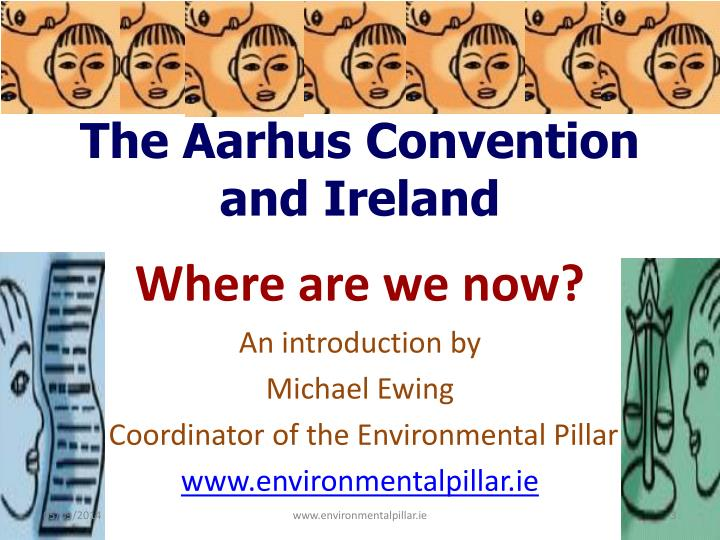The aarhus convention and ireland