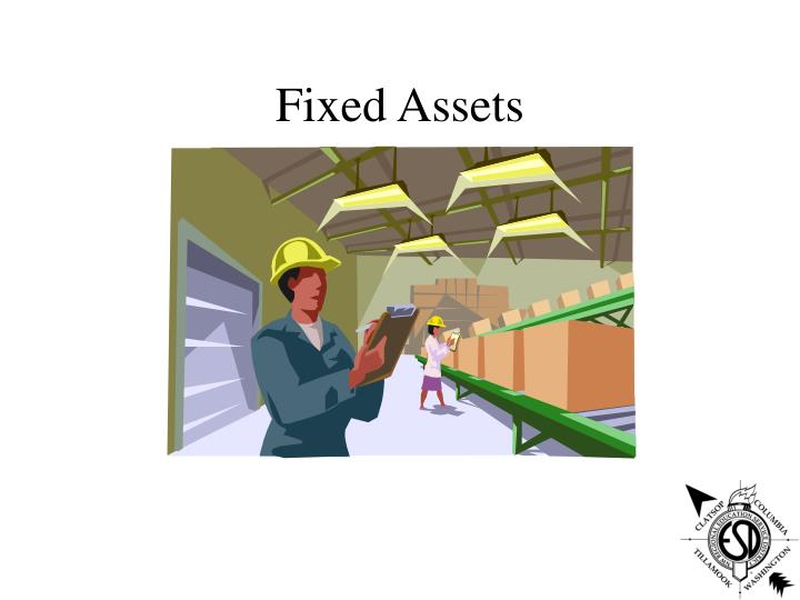 fixed assets poa