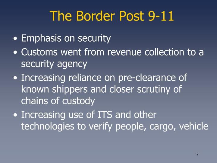 The Border Post 9-11