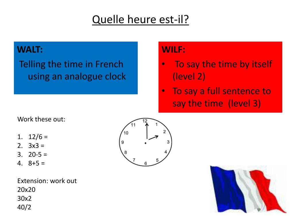 Telling the time by pjms teaching resources tes.