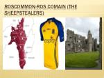 roscommon ros comain the sheepstealers