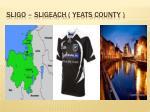 sligo sligeach yeats county