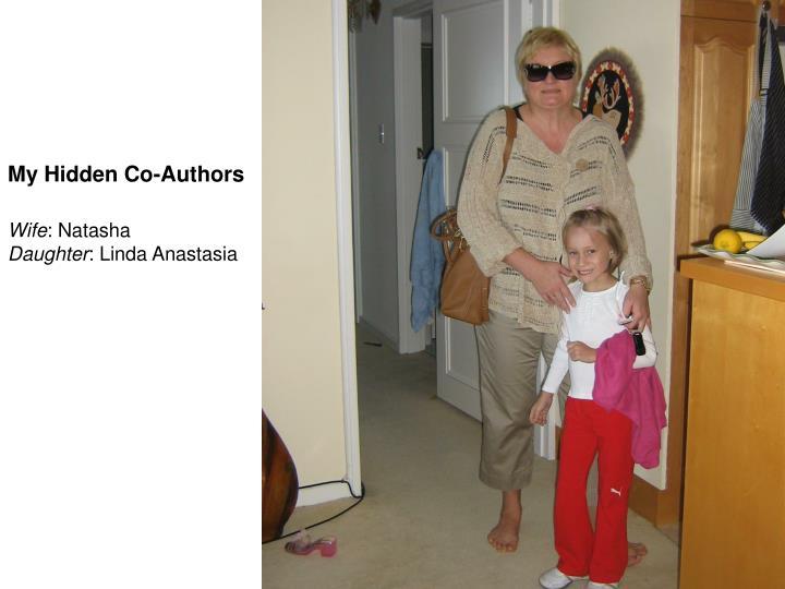 My Hidden Co-Authors