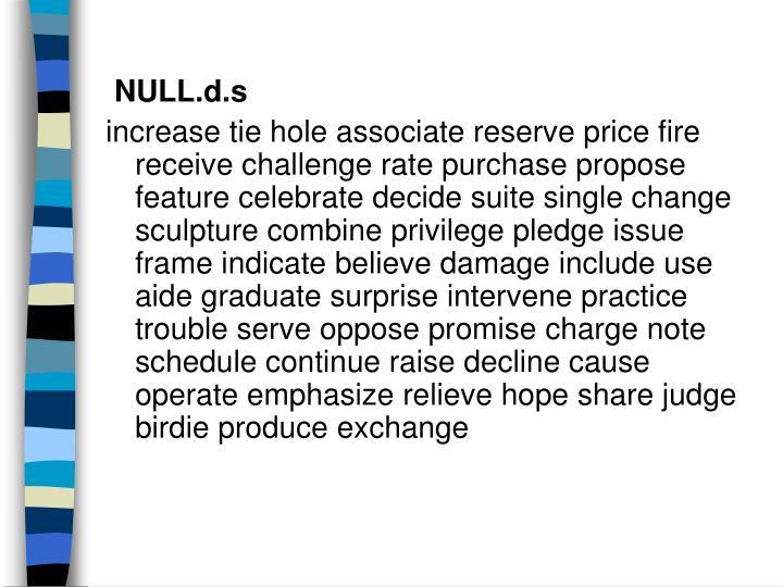 NULL.d.s