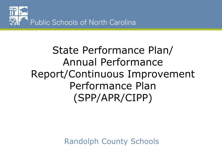PPT - Randolph County Schools PowerPoint Presentation - ID:3988478