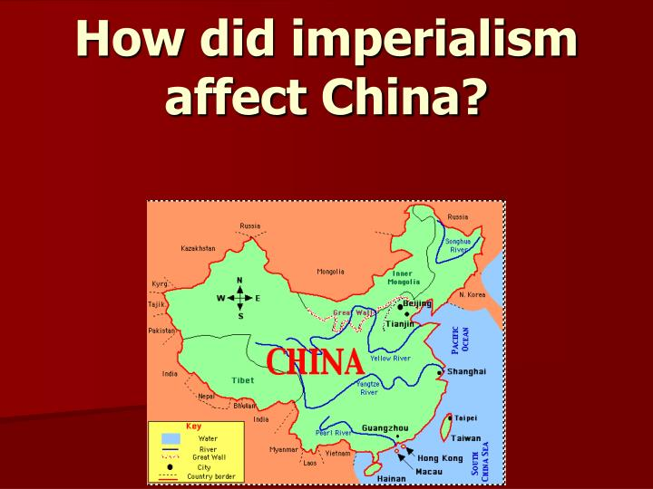 essays imperialism china Free essays essay writing help hire a writer get paper rewritten editing service due to growing imperialism, the british demanded to renegotiate the treaty of nanjing but china refused.
