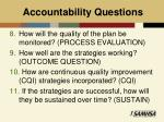 accountability questions2