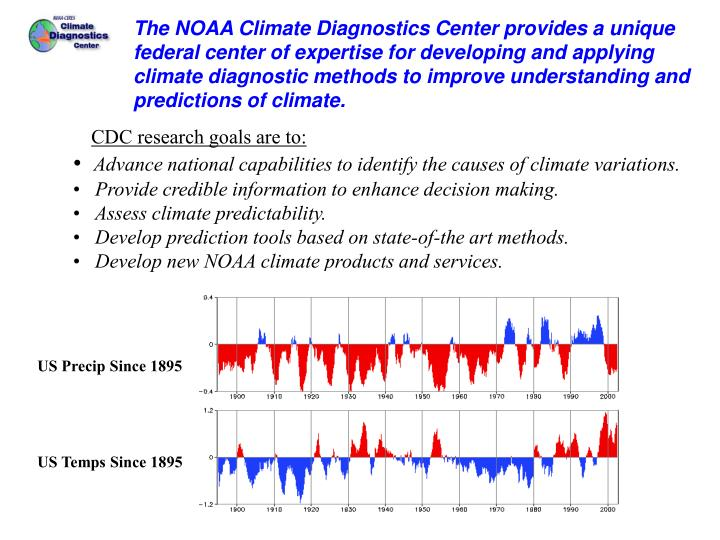 Purpose and contribution to noaa mission