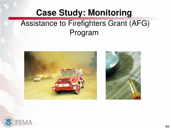 Case Study: Monitoring